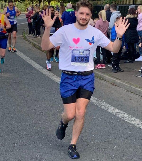 James Marathon 2021 2